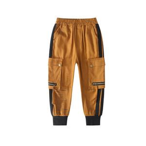 2020 calças novas meninos roupa ocasional meninos calças crianças desenhador meninos harem pants crianças grandes roupas de grife crianças roupas B578 varejo