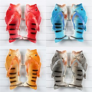 Cdpundari 2020 poisson plat Chaussons femmes d'été dames Gladiator poisson Chaussons # 855
