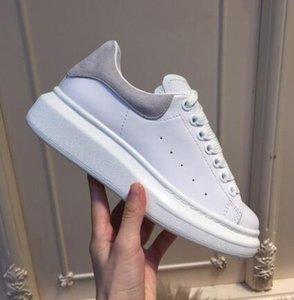 Laser Classic Arcobaleno riflettenti Casual Shoes Bianco riciclaggio nero scarpe di cuoio delle donne della ragazza Uomo Scarpe comode Mens piatto Sport