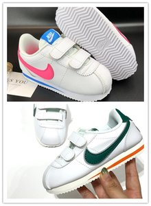 nike cortez 2019 bambini del capretto di sport esterni Scarpe per bambini Boys Sports Shoes ragazze casuale per il regalo 22-35