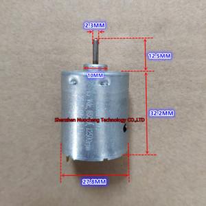 전면 볼베어링 큰 전력 고품질 365 DC 모터 RS365-2273 고속 DC12V-18V 큰 전력 DC 모터 ~
