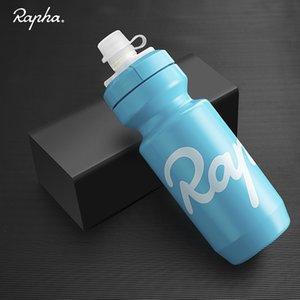 Rapha Bike Water Bottle 620ml Leak-proof Bottle Taste-free BPA-free Plastic Cycling Camping Hiking Sports Water Bottle Kettle