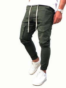 Autumn New Pants Mens Hommes Pantalones Sports Casual Designer Jogger Trousers Spring