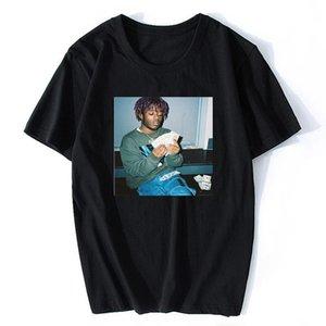 Lil Uzi Vert T-shirt Hiphop Rapper Singer XO TOUR Llif3 Luv Is Rabbia Quavo Lil Uzi Vert semplice Graphic Tee divertente raffreddano Shirt
