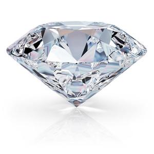 RINYIN solto Gemstone 2.0ct Diamond White D Cor VVS1 excelente corte 3EX Rodada Brilliant Moissanite com certificado CJ191219