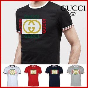 Vlon Herren Stylist-T-Shirt Vlon Freunde Männer Frauen-T-Shirt Qualitäts-Schwarz-Weiß Orange T-Shirt T-Shirts Größe