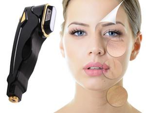 3 세대! 가정용 미니 HIFU 얼굴 리프팅 피부 강화 스킨 케어 도구 HIFU 치료 주름 제거 얼굴 피부 관리 기계