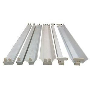 Светодиодные патроны для ламп T8 Освещение 2 Базовая ламповая лампа G13 T8 Светодиодный светильник 1200 мм, светильник T8 / опора / кронштейн / стент