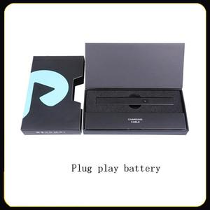 이국적인 DNA 포드 카트리지에 대한 외래종 플러그 앤 플레이 Vape 배터리 키트 500mAh 리포 E 담배 포드 배터리