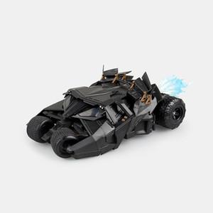 Yeni sıcak satış çocuklar ücretsiz gönderim için hareketli 13CM PVC hediye tnmbler 043 # adalet lig Batman Kara Şövalye Batmobile