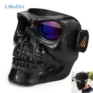 Motosiklet Gözlük Kask Maske Açık Binme Motokros Kafatası Windproof Rüzgar Gözlük Sandproof Gözlüğü Kinight Ekipmanları