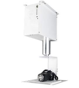 Моторизованный мини скрытый единственный бамбуковый проектор камеры подъемник для конференц-системы 3 прогон