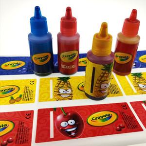 Высокое качество на заказ CMYK виниловые бутылки клей наклейка этикетки уплотнения пакет цветной печати этикетки упаковки специй бутылка наклейка этикетки
