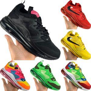 2020 joven rey de la Piel Las personas OBJ malla de los zapatos corrientes de la zapatilla de deporte originales OBJ Todo Zoom Air Sport Odell Beckham Jr