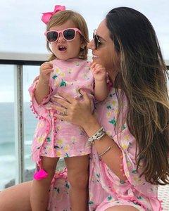 Princess Toddler Kids Baby Girls Dress Flower Summer Beach Dress Sundress