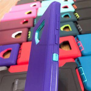 Defender Kılıf İçin iPhone11 1 Cep Telefonu Durumunda MAX XS X 8plus 7 6S Ağır Hizmet Zırh TPU PC 3 PRO