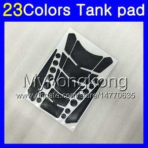 من ألياف الكربون 3D دبابات الوسادة لابريليا RS250 95 96 97 RSV250R RS250 RSV250RR RS 250 1995 1996 1997 MY184 خزان الغاز كاب حامي صائق