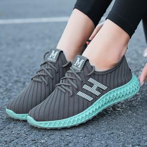 2020 Hot Running Shoe Women Mesh Breathable Walking Shoes Female Sports Shoes Women Anti Slip Ladies Athletic