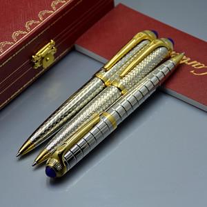 Top de haute qualité de marque Cartler stylo à bille bureau papeterie stylo bille fournitures scolaires luxe Stylos à bille comme cadeau de Noël