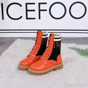Yüksek kaliteli çocuk spor serisi ayakkabı doğum günü hediyesi lüks ayakkabılar klasik moda vahşi basit bir kız 8 inch çorap ayak bileği çizme