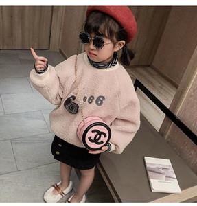 I bambini Borse per bambini Borse bella disegno di lettera principessa Borse Moda Mini Pu catena borse di spalla propenso Childern regali di natale Snack Bag