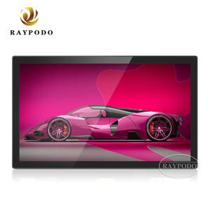 24-дюймовый большой Больший размер Full HD 1080p цифровой фоторамки