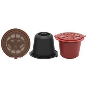 Mutfak Doldurulabilir Kahve Kapsül Fincan Nespresso Makinesi Için Kullanımlık Dolum Filtresi Kullanımlık Kahve Kapsülleri Nescafe Fincan zhao