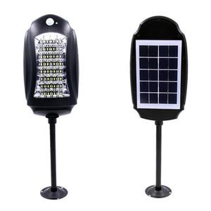 Waterproof 32led Solar Street Lights Outdoor Segurança Rodoviária Lâmpada de parede Lâmpada Jardim Luzes + Movimento Sensores Solar Luz de emergência com controle remoto