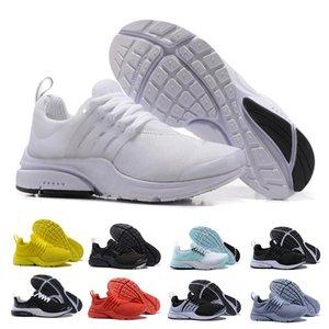 nike air presto Hombres Presto Triple Blanco Negro Zapatillas de running top Mujeres Ultra BR QS Amarillo Prestos Azul Púrpura Gris Zapatillas deportivas deportivas para hombre