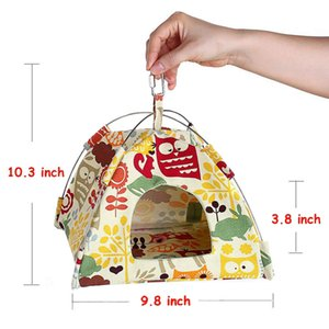 Small Pet Tent Bird Nest Hamster Chinchillas Hanging Hammock Parrot Tent accessories 2019 new arrivals best selling dropshipping