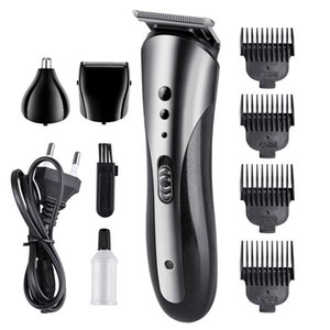 New Kemei 1407 2 Sideburn soutiers Clipper coupe de cheveux Barbe nez rasoir Trimmer Set (EU Plug) Bwkf Hot
