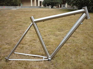 Titanium Bicycle Frame Gr9 tube with good quality,Titanium bicycle frame is ultra-light and good at outdoor and camping