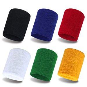 Armbänder Sport Schweißband Handband Schweiß Handgelenkstütze Wraps Guards Für Gym Volleyball Basketball