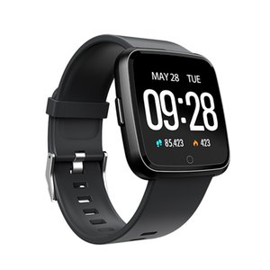 For apple iPhone Android Y7 Smart Bracelet Blood Pressure Oxygen Sport Fitness Tracker Watch Heart Rate Monitor Wristband Pk Fitbit Versa