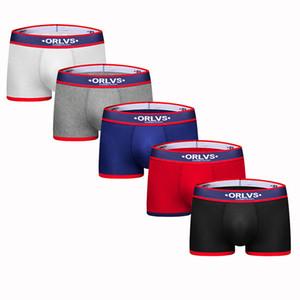 CMENIN 2020 Boxer Uomo Intimo 5Pcs / lot della biancheria intima Masculina Mens Boxer calzoncillos Boxer Homme Cuecas OR138