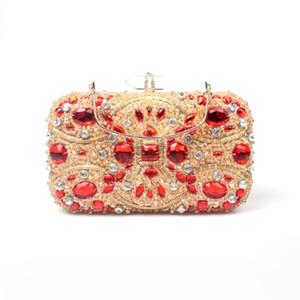Sacs pour femmes 2020 Pearl Luxury totes Vintage Femmes perles Sacs de soirée et embrayages Ladies mariage Sacs à main Bridal Party