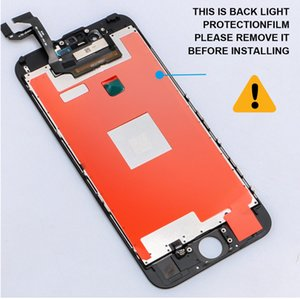 50pcs High-Quality Mobile Phone LCD Touch Screen Assembly For Iphone 7 8 Plus X XS Xr Repair And Replacement DHL Free Shipping