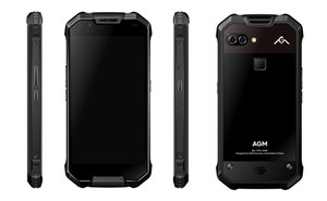 """AGM X2 SE X2 Smartphone IP68 Waterproof Android Mobile Phone 5.5"""" FHD AMOLED Screen Dual SIM 16MP Camera Outdoor Rugged Phone"""