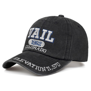 New Washed Cotton Baseball Cap 2019 Snapback Hat For Men Women Dad Hat Embroidery Casual Cap Casquette Hip Hop Cap