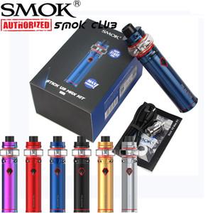 SMOK vara V9 Max Kit 4000mAh com vara V9 Max Tanque 8,5 ml até 60W múltipla Proteções Vape Pen Kit 100% Original