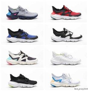 019 Livre Rn 5 .0 Mens executando tênis de basquete Malestar Fashion Designer Sports Sneakers verão esfria respirável Run leve malha Shoes