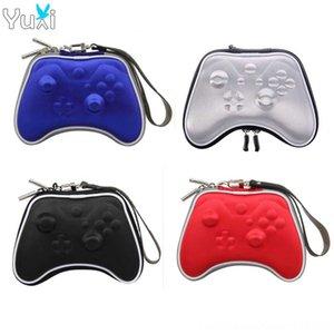 Carry yuxi Airfoam bolsa del recorrido duro Paquete protege la bolsa del caso para Xbox cajas, cubiertas o bolsas de accesorios del juego Uno Wireless Gamepad Jo
