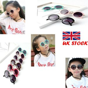 Royaume-Uni NOUVEAU Bambins Enfants Kids Lunettes de soleil Filles Garçons anti-UV Lunettes