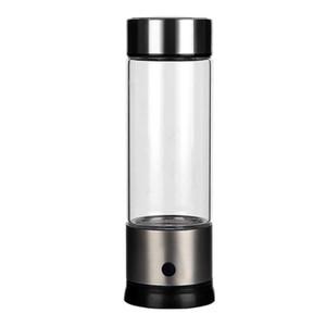 Portable Hydrogen-Rich Cup ionizzatore d'acqua generatore di idrogeno tazza dell'acqua Elettrolisi Antiossidanti ORP Energy Cup Healthy