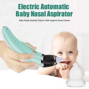 Aspirador nasal para bebés Limpiador de nariz higiénico seguro y seguro para el cuidado del bebé Punta para la nariz Oral Snot Sucker For Newborn Infant Toddler (Al por menor)