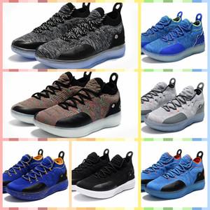 Durant ZOOM KD11 KD 11 Hot venda KD 11 tênis de basquete Kevin Durant 11s Zoom mens sapatos de corrida off Atlético KD EP Elite pouco Esporte sapatos de grife