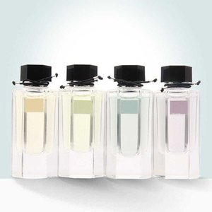 raffreddare mini profumo 4 pezzi profumo set 5ml * 4 donne kit fragranza qualiuty colonia di viaggio buon odore