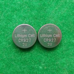 خلية عملة 3000PCS / لوط CR927 DL927 BR927 5011LC LM927 KCR927 ليثيوم زر خلية البطارية