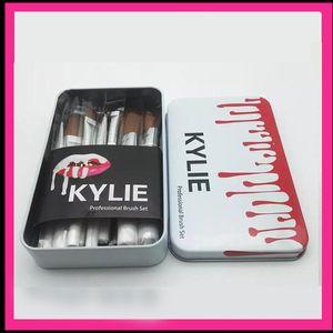 Новый Mac / Кайли макияж кисти фонд порошок румяна кисти для макияжа высокотехнологичный макияж инструменты 12 шт. / компл.