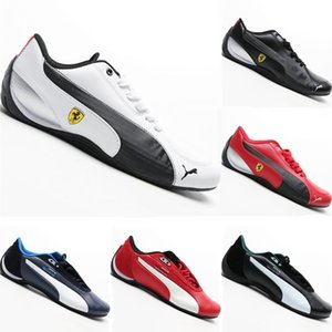 2019 Future Drift Cat 5 SF en cuir Splicing Fashion Racing Shoe Originals Future Drift Cat 5 SF Vibram lumière Kart Sneakers